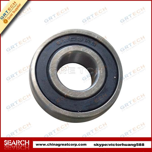 6203-2RS Chrome Steel Deep Groove Ball Bearing for KIA Pride