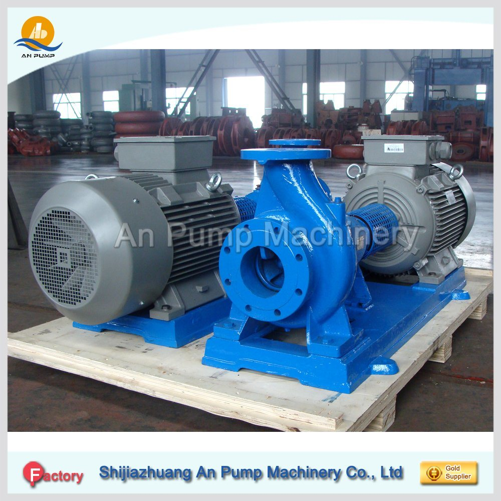Horizontal Stainless Steel Chemical Process Centrifugal Water Pump