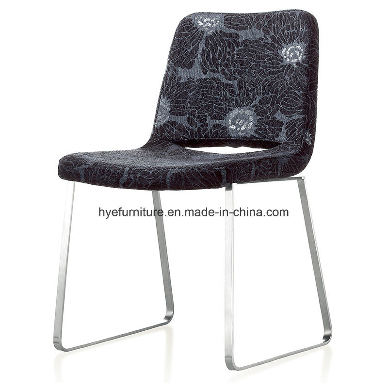 Modern Leisure Dining Furniture Leather/Fabric Dining Chair