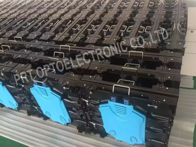 Die-Casting 640*640 mm Indoor P5 Rental LED Display Panel for Stage/Event/Show Background Screen