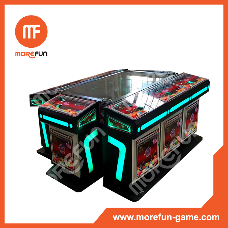 2017 Newest Us Hot Sale Thunder Dragon King of Treasures Fish Hunter Arcade Game Machine