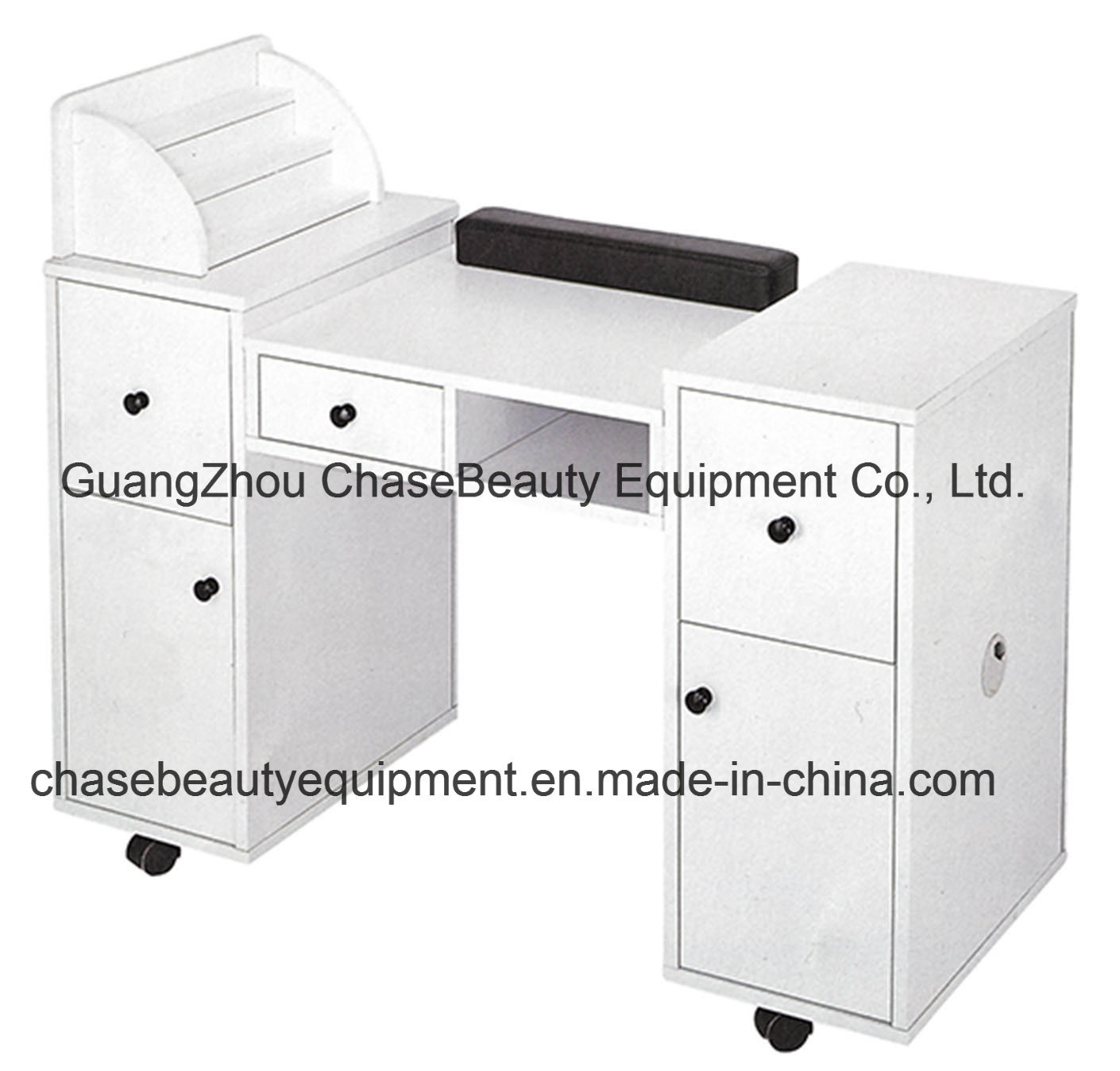 New Design Beauty Salon Furniture Nail and Manicure Table