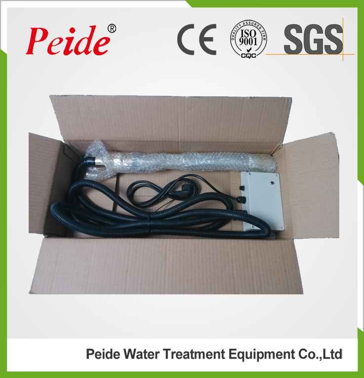 Non Chemical Electrostatic Ion Bar Water Treatment Device