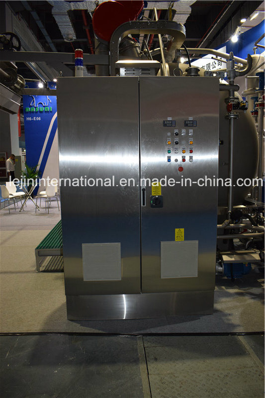 Bsn-OE-1p Ultra-Low Liquor Ratio Ecological Knit Dyeing Machine/ 250kg Capacity