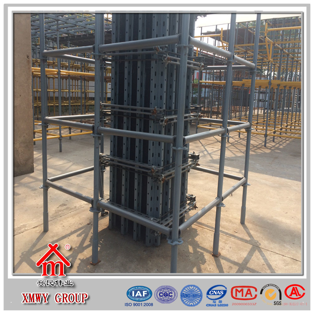 Wall Formwork for Bearing Concrete Shearing Wall