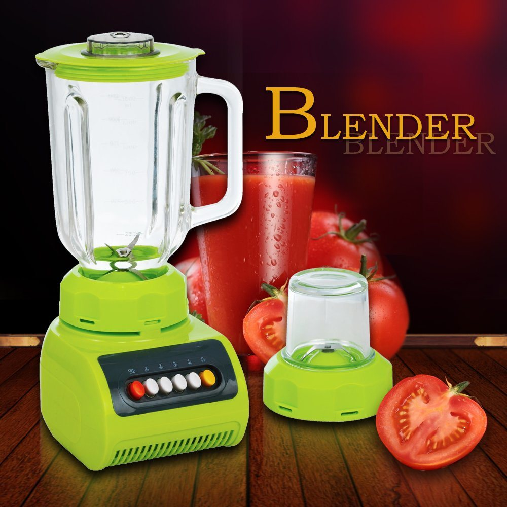 High Qulaity Low Price Hot Sale CB-999g Glass Jar 2 in 1 Blender