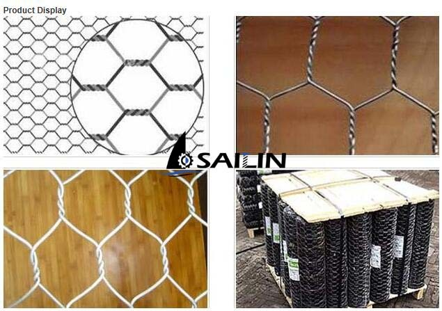 Galvanized Poultry Netting Chicken Wire Mesh