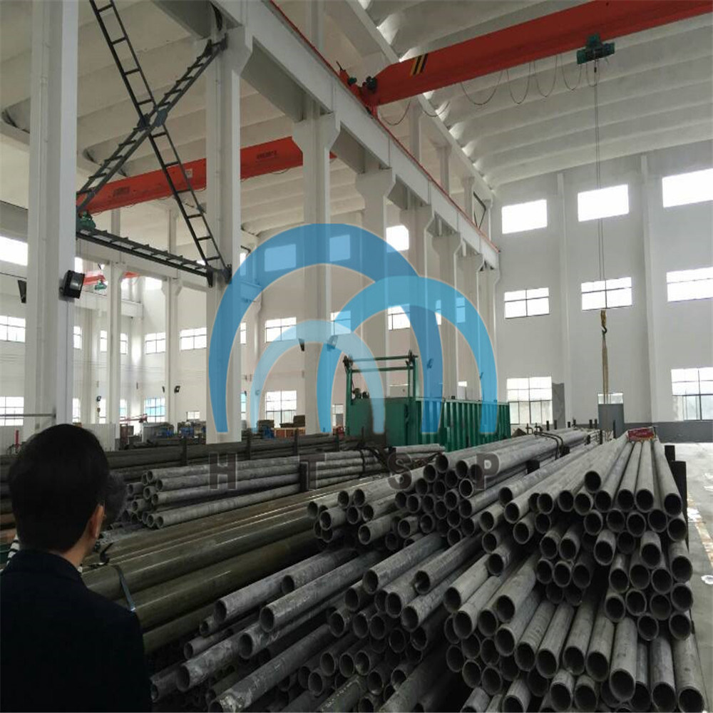 Cold Drawn Carbon Seamless Steel Pipe for Shock Absorber