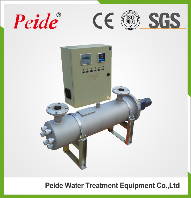 UV Sterilizer Water Treatment System for Swimming Pool