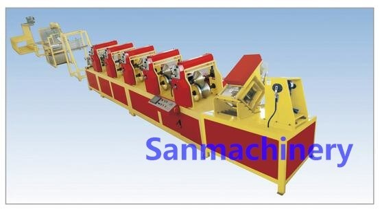 Punching Paper Egde Protector Production Line