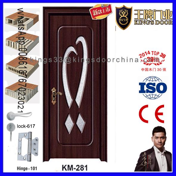 Interior Position MDF Wooden Room Door