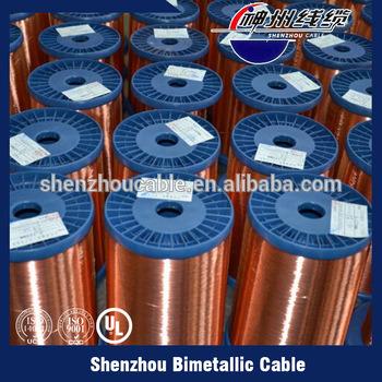 IEC Standards Enamelled CCA Wire Enamelled Copper Clad Aluminum Wire
