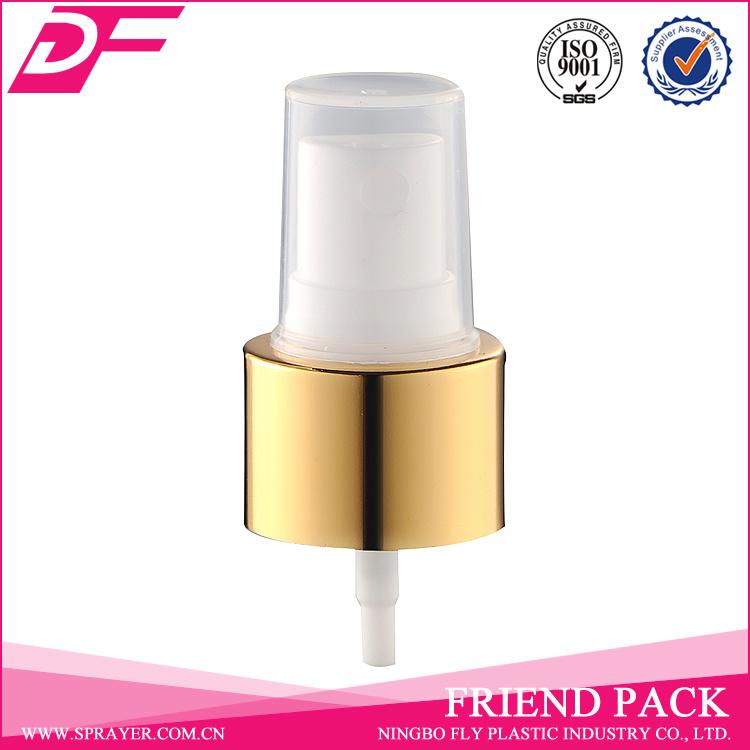Fine Mist Spray Aluminum Perfume Pump Sprayer