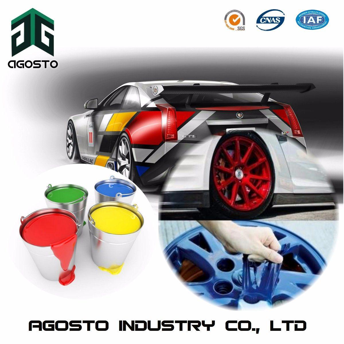 Hot Sale Acrylic Spray Paint for Car Usage