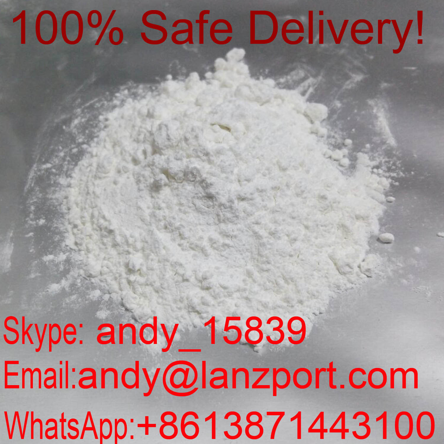 Safe Delivery 99.6% Steroid Hormone Testosterone Acetate