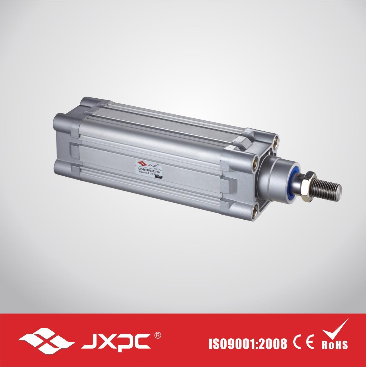 Cq2 Double Action Single Action Compact Pneumatic Cylinder
