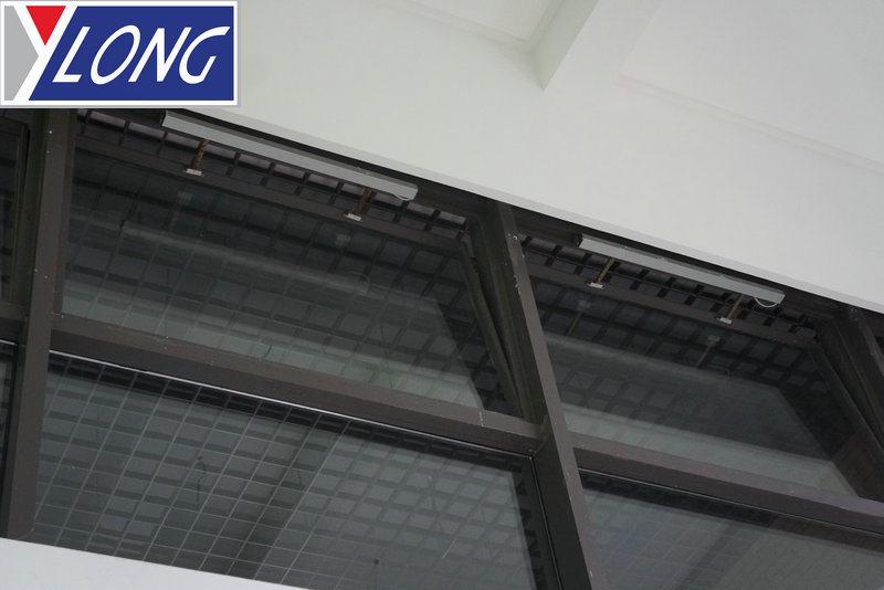 Auto Vent Dual Chain Actuator Window Opener