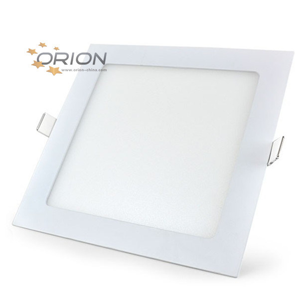 High Brightness Slim Square 18W Panel LED Light