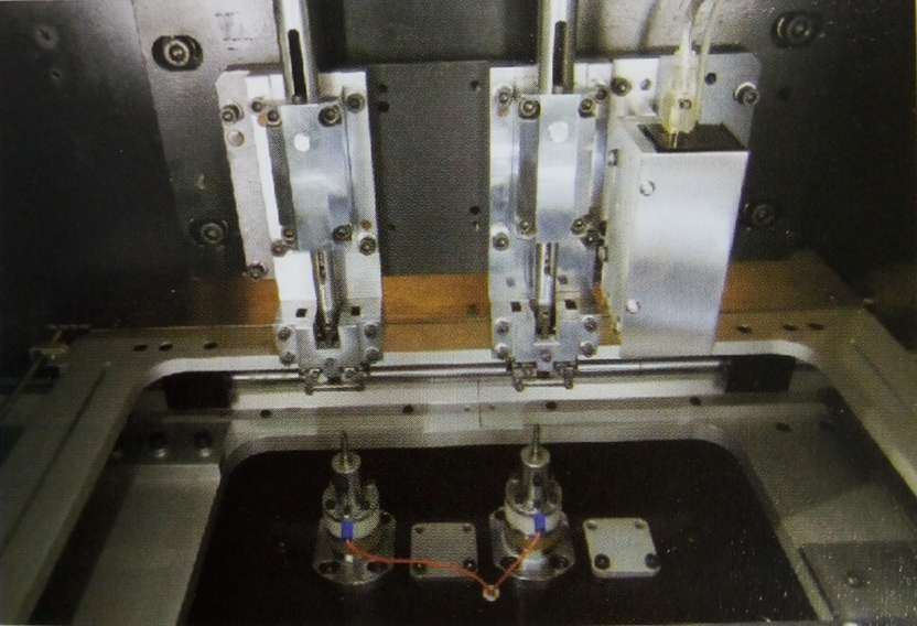 Automatic Eyelet Insert Machine XZG-9000EL-01-04 China Manufacturer