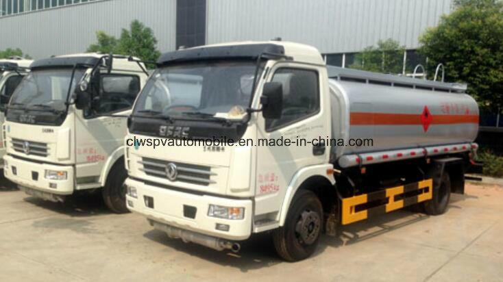 Dongfeng 8000 Litres Fuel Tank Truk 8 Ton Refuel Truck