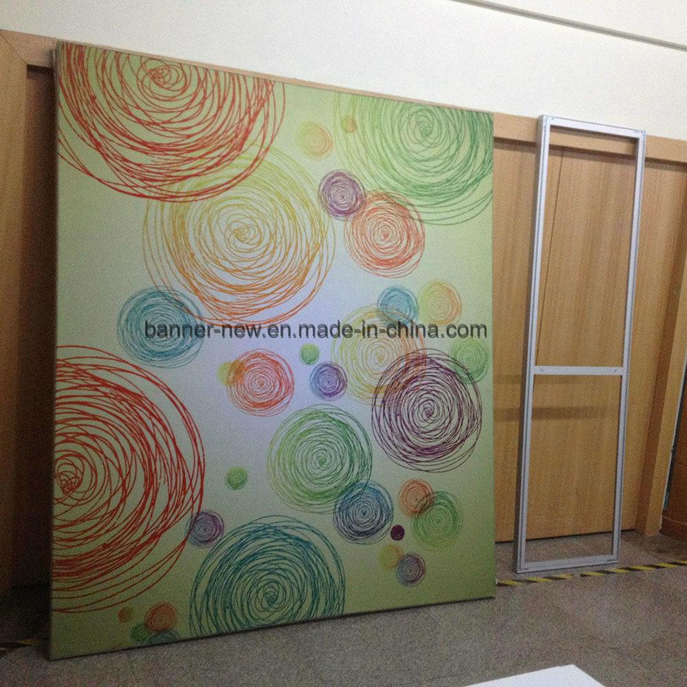 Easy Change Fabric Aluminum Frame Display Banner