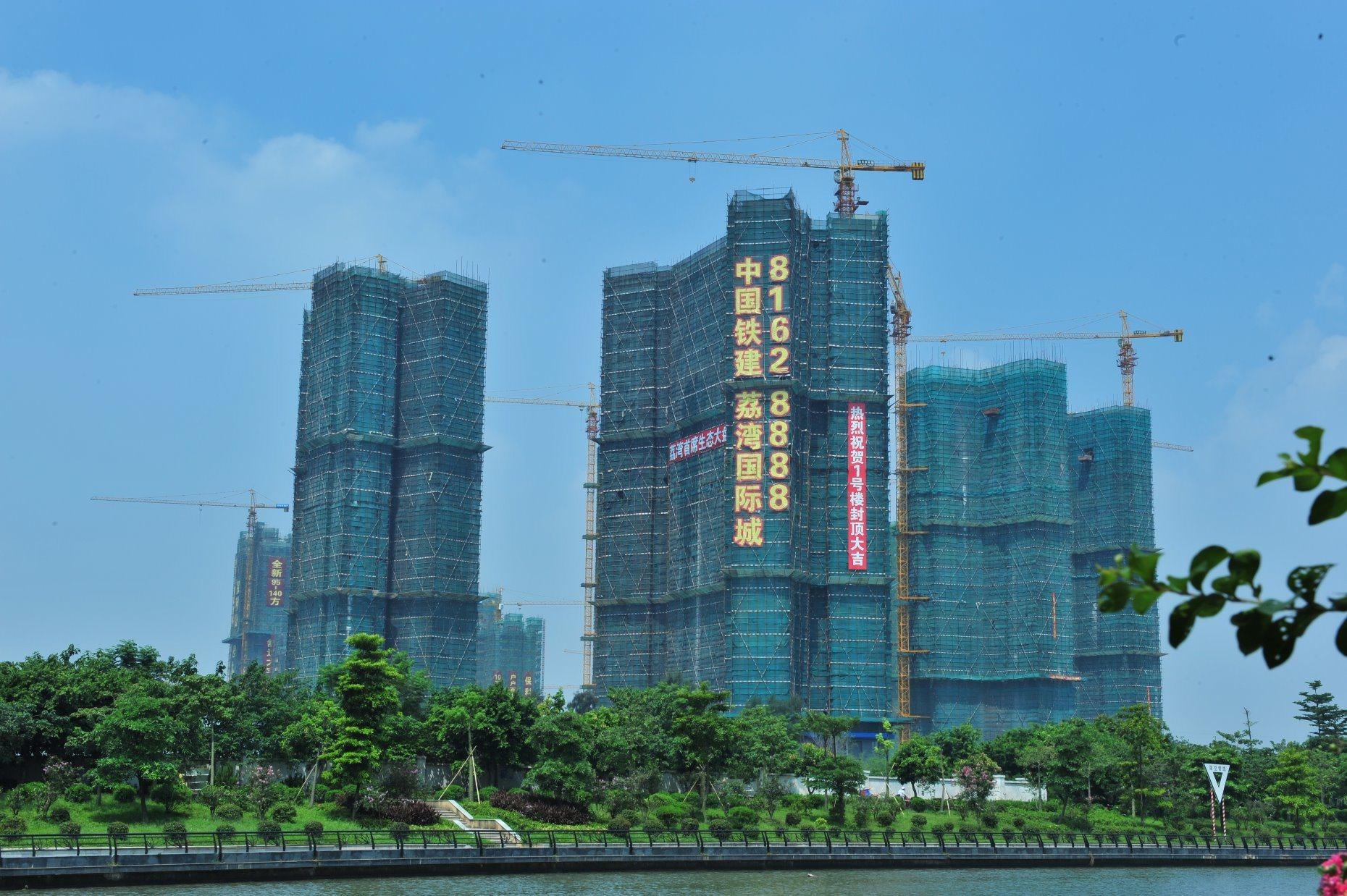 Qtz80 (TC6510) 6t Self-Lifting Building Hoist Tower Crane