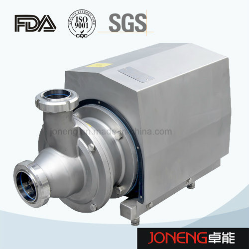 Stainless Steel Sanitary Self Priming CIP Pump (JN-CP2001)