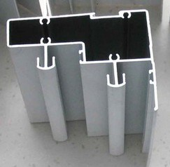 Customized Aluminum Extrusion Profile 6000 Series Alloy