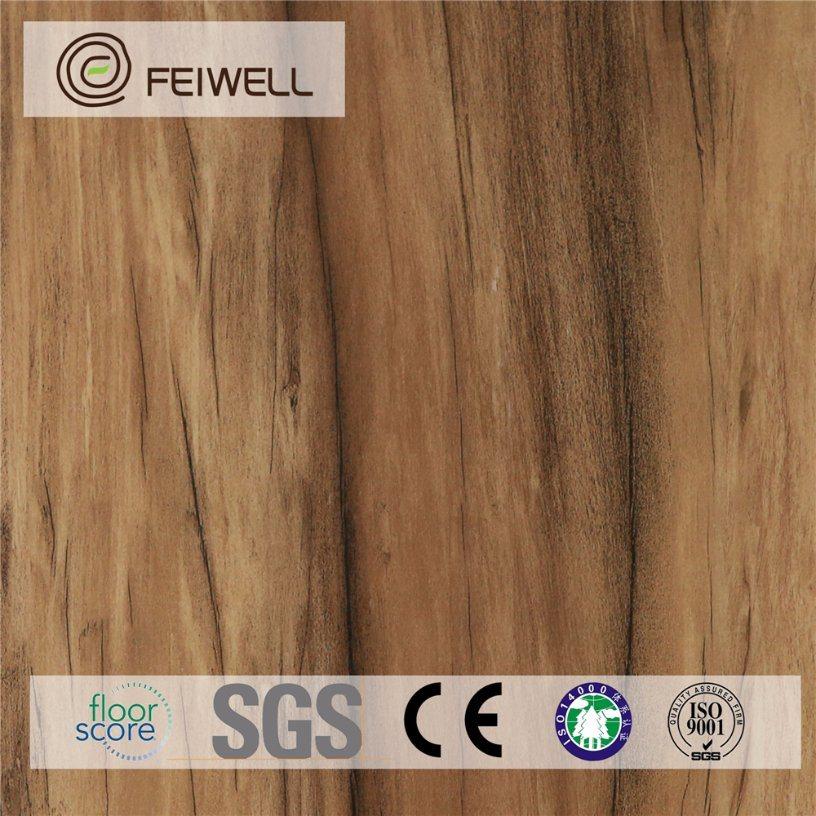 Luxury Wood Look Vinyl Interlock Floor
