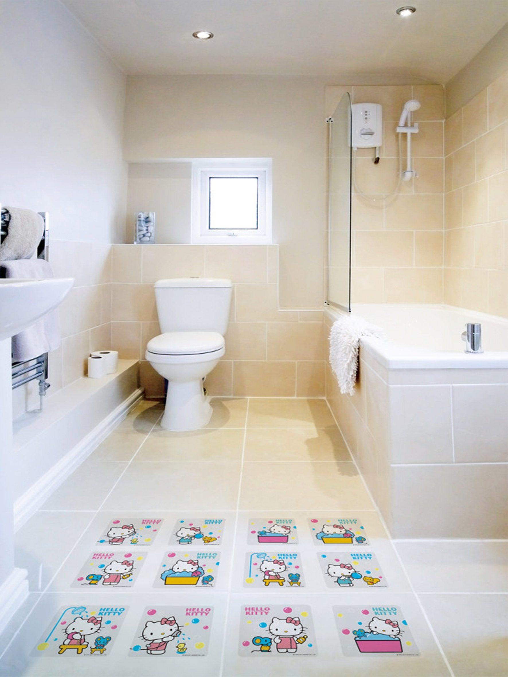 Factory Supply Custom Design Printing Decorative Home PVC Floor Sticker