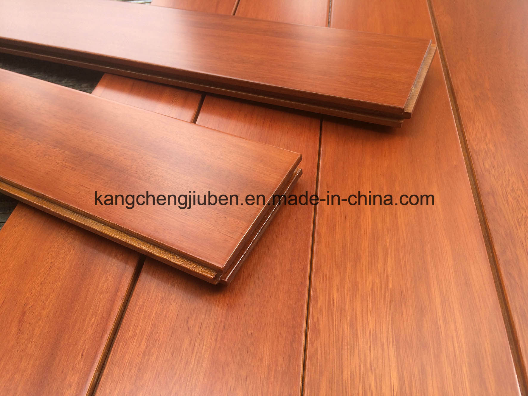 Manufacturer Solid Wood Parquet/Hardwood Flooring (MD-04)