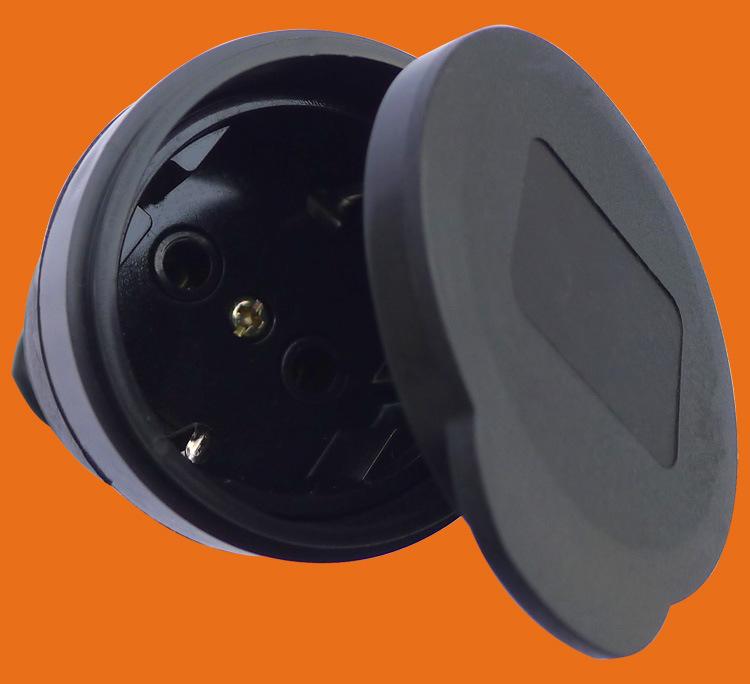 European Industrial/Similar Lezard Design Waterproof Socket (P6061)
