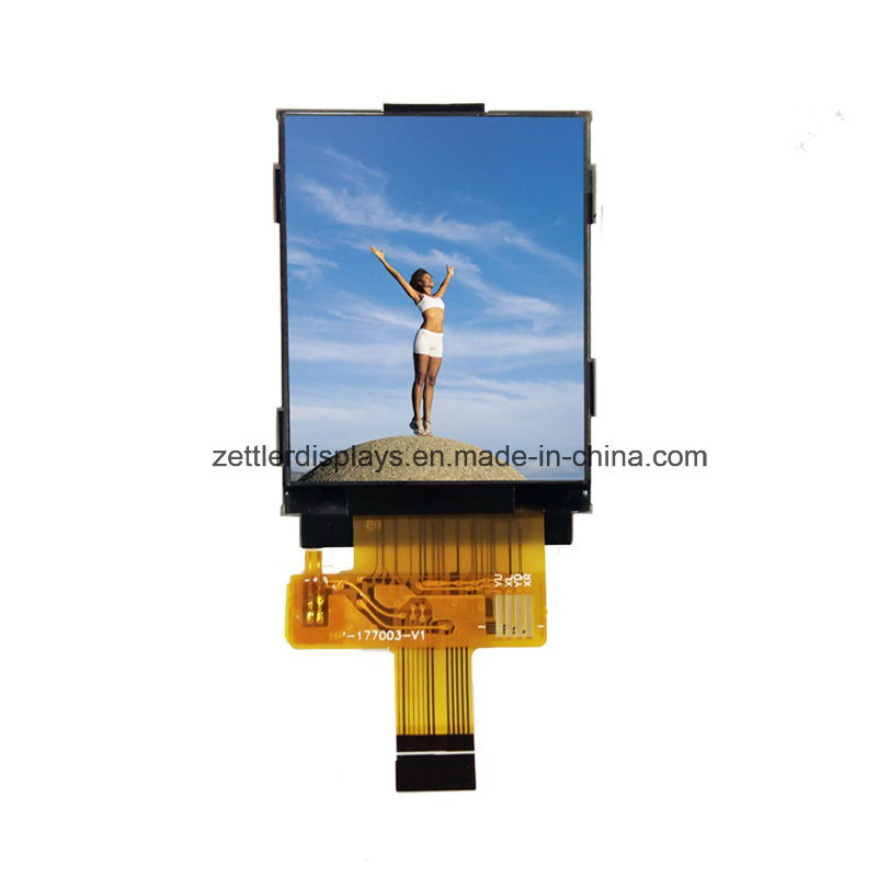 "1.77"" TFT LCD Panel, Display Module, 128X160 Resolution, ATM0177B3A"