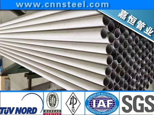 202 (1Cr18Mn8Ni5N) Stainless Steel Tube/Pipe