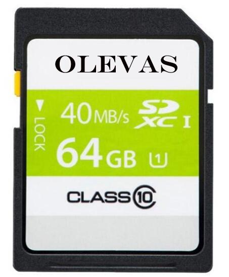 8GB 16GB 32GB 64GB 128GB 256GB SD Cards Camera Card Micro Memomry SD Card MMC Card TF CF Card SDHC Card for Toshiba TF Card CF SD TF Card C10
