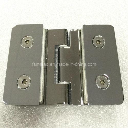 Australian Approved Glass Supplier Frameless Hinger Bathroom (H3174)