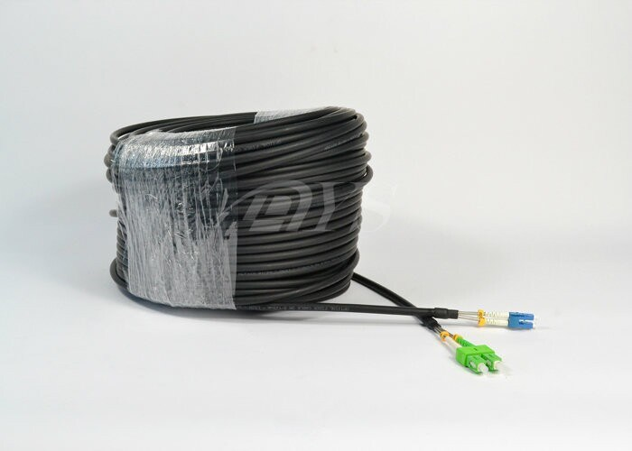 LC-Sc IP65 Duplex Fiber Optic Outdoor Assembly Cable