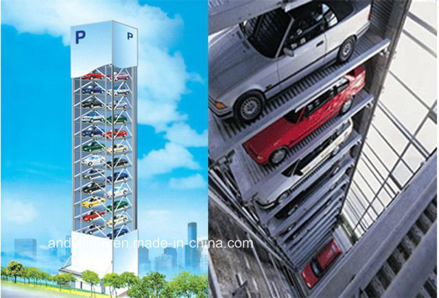 Intelligent Parking Garage/Parking System