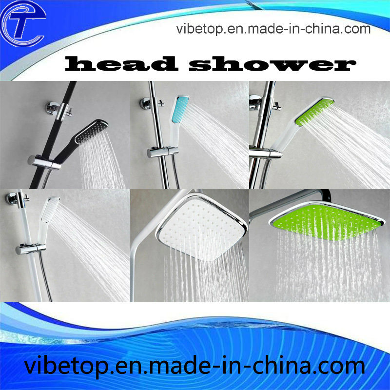 Hot Sale High Quality Brass Bathroom Shower Head (VSH-003)