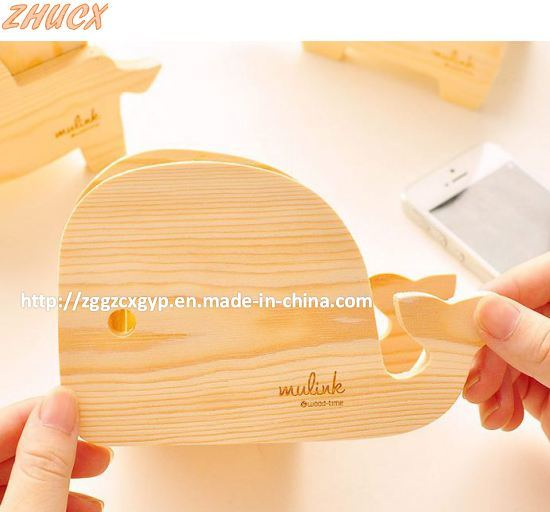 Cute Wooden Pen Container Creatively Pen Box Fashion Pen Box Cx-PC04