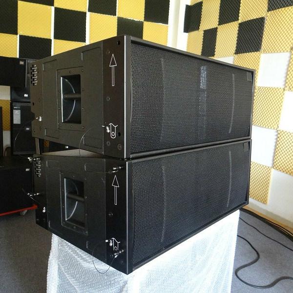 "Martin Style Dual 12"" 3-Way Line Array PRO Audio (LA-20)"