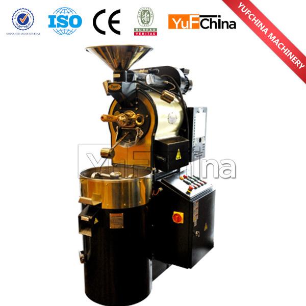 Drum Coffee Bean Roasting Machine