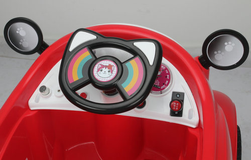 2016 Baby Ride on Car Toy Electric 12volt with Push