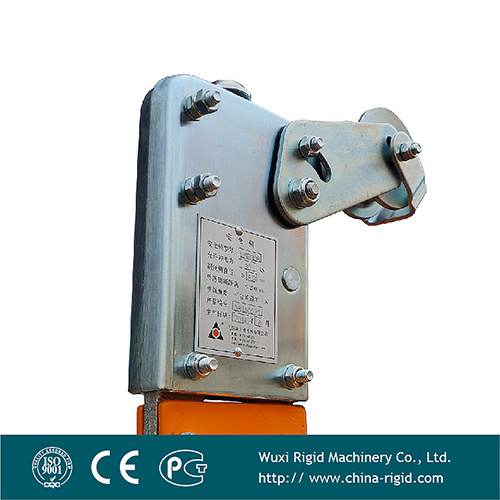 Zlp630 Hot Zinc-Plated Steel Screw Type End Stirrup Cradle