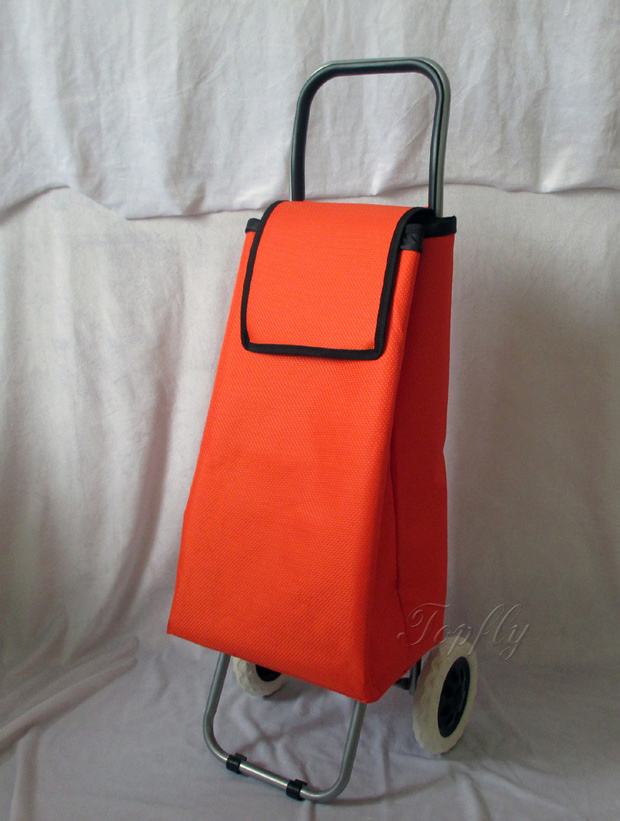 Fashionable Supermarket Shopping Trolley Bag