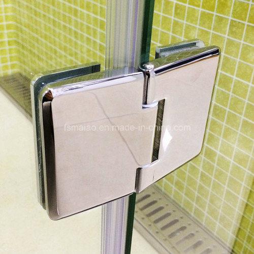 Australian Approved Supplier Frameless Shower Enclosure with Hinger (H3174)