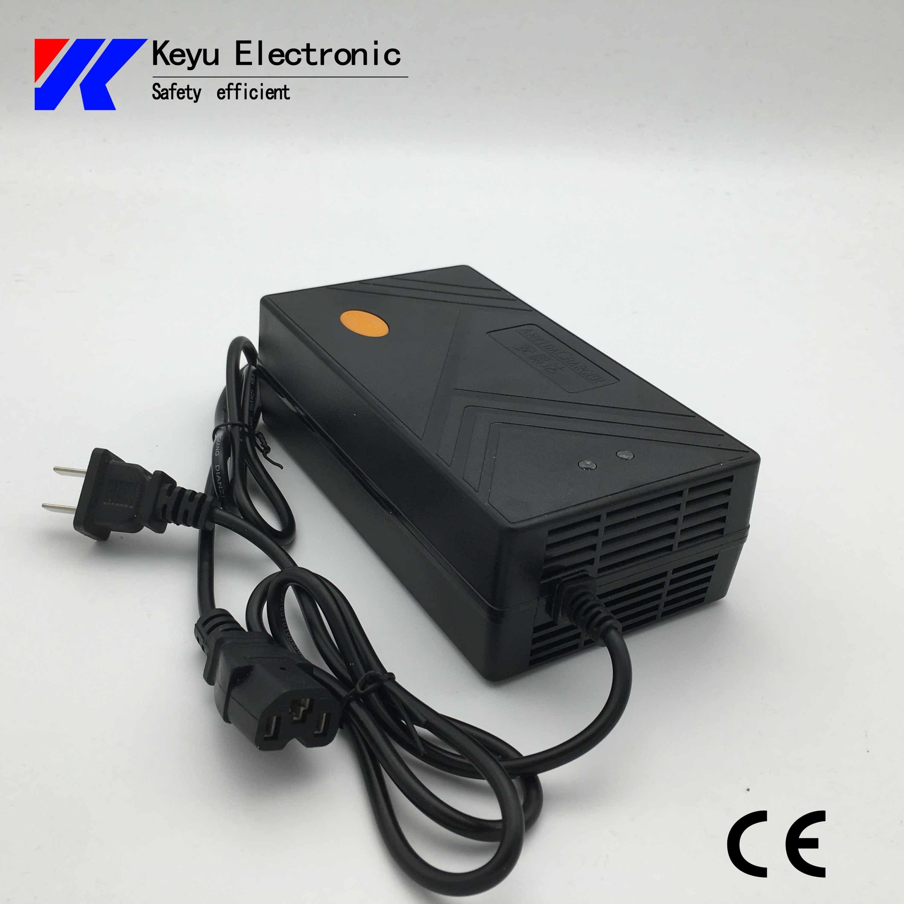 AN YI DA Ebike Charger60V-12ah (Lead Acid battery)