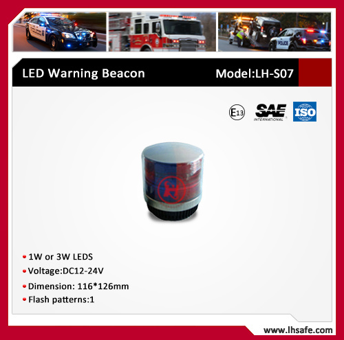 Strobe LED Warning Beacon (LH-S07)
