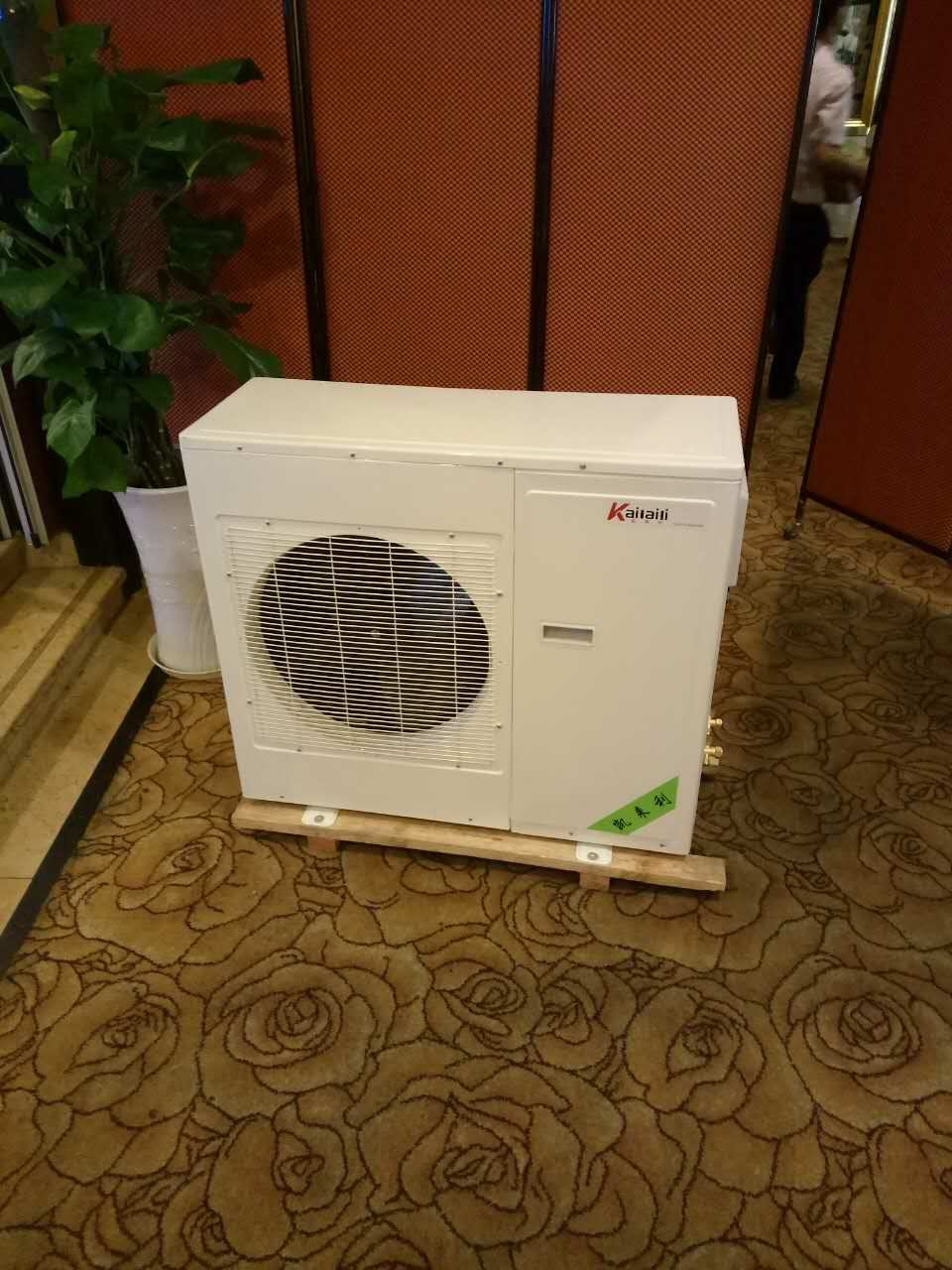 China Hot Sale Box Type Outdoor Condensing Unit