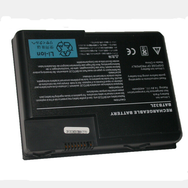 Computer Battery Li-Polymer Battery Li-ion Battery for Acer AC32L-Bk